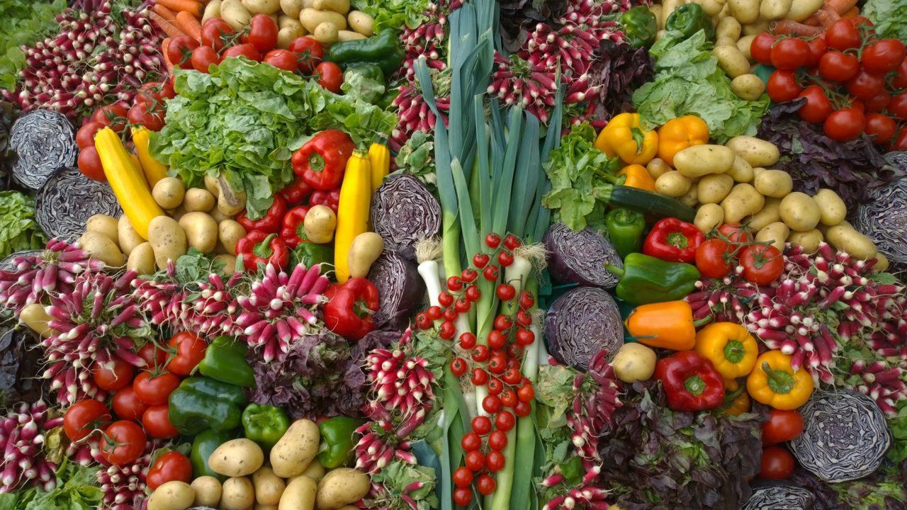 野菜を沢山摂れる