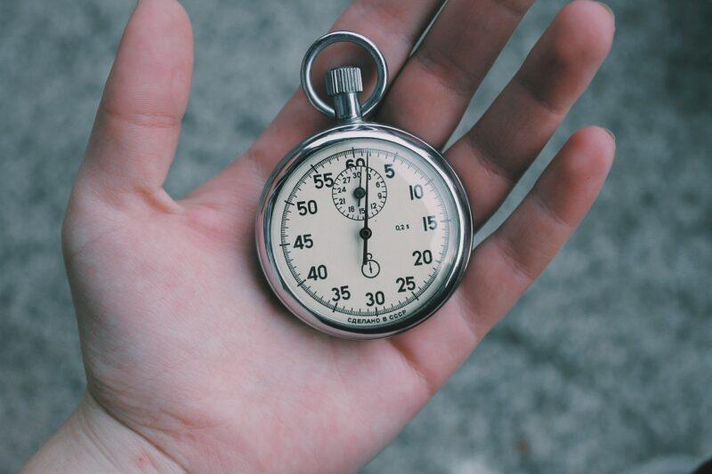 時間的余裕